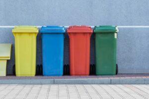 groen container huren