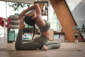 yoga kussen
